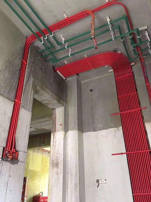 鲁班装饰分享二手房装修水电改造需要注意哪些事项?