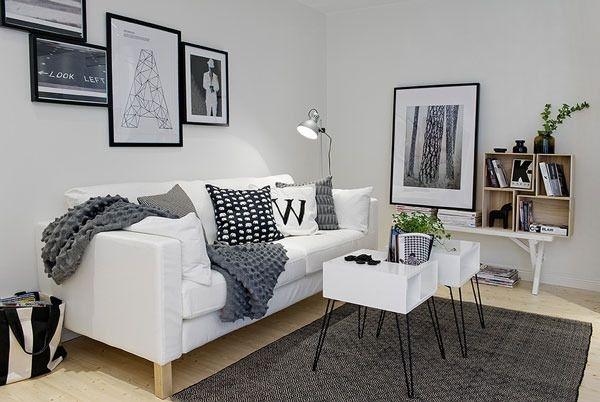 小公寓展现大作用,48平米公寓案例分享
