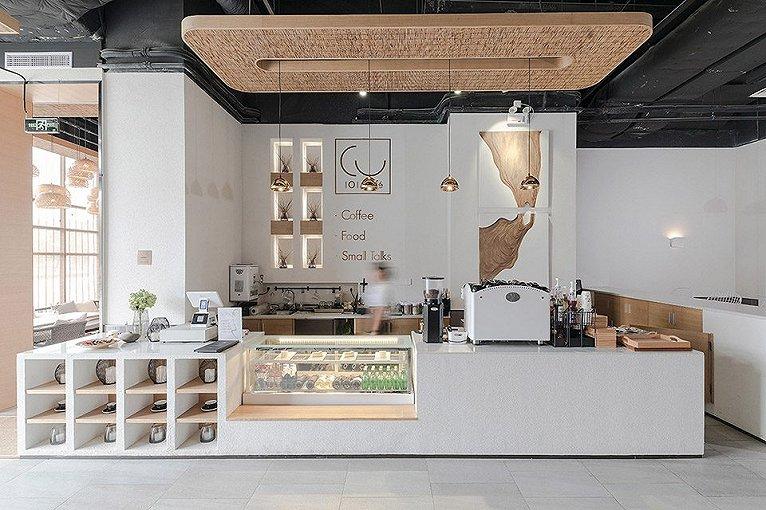 艺峰空间装饰设计东南亚咖啡馆案例